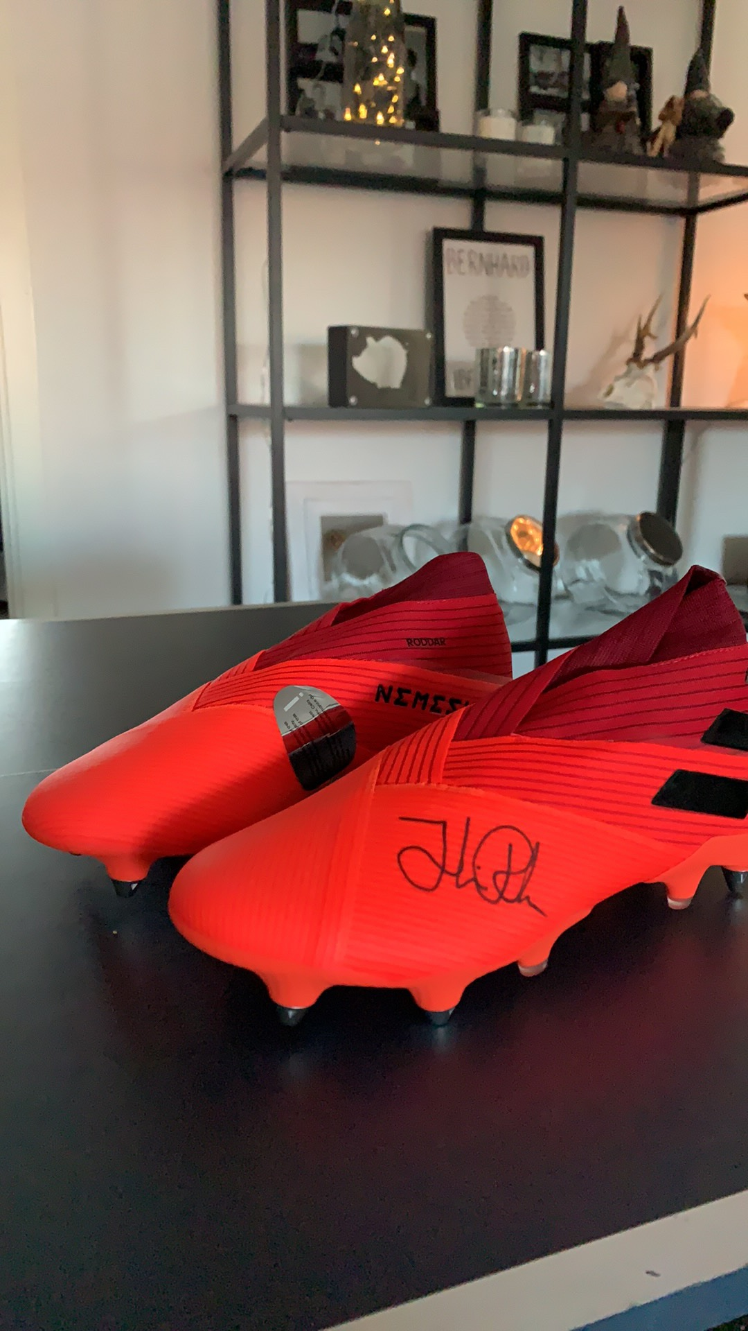 Svenska Mästarinnan Julia Roddars fotbollsskor - Galleribild 2