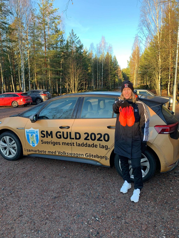 Svenska Mästarinnan Julia Roddars fotbollsskor - Galleribild 1